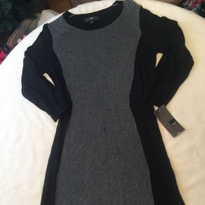 Sweater Dress from Target-MOSSIMO